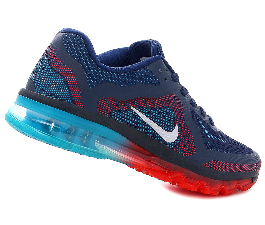 Кроссовки Nike Air Max 2014 Blue/Red