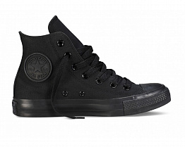 Кеды Converse Chuck Taylor All Star High Mono Black