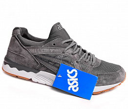 Кроссовки Asics Gel Lyte V Gray