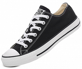 Кеды Converse All Star Ox Unisex Black / White
