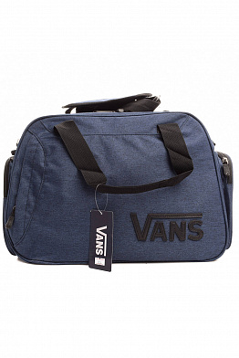 Спортивная сумка Vans 42009436 Melange Dark Blue