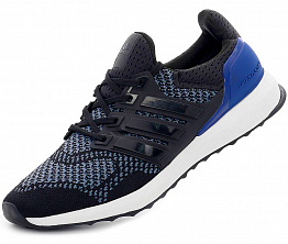Кроссовки Adidas Ultra Boost 2 Core Black / Blue