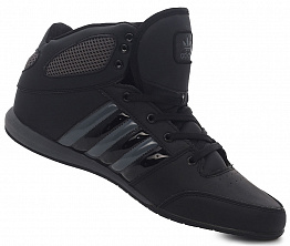 Кроссовки Adidas 550061 Tall Black/Gray