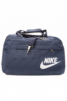 Спортивная сумка Nike 42008037 Melange Dark Blue