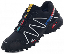 Кроссовки Salomon Speedcross 3 Winter Black / White