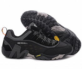 Кроссовки Merrell Intercept Black / Gray