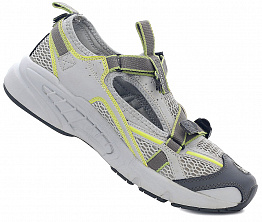 Кроссовки Bona Clima Cool Gray/Lime