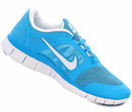 Кроссовки Nike Free Run +3 5.0 Blue/White