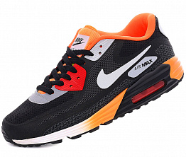 Кроссовки Nike AIR MAX 90 LUNAR C3.0 Black/Orange