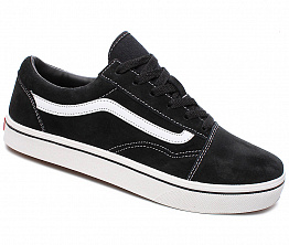 Кеды Vans Old Skool Unisex Suede Black / White