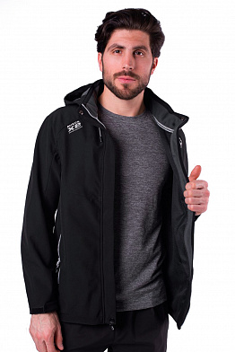 Ветровка Avecs Soft Shell 70255 Black
