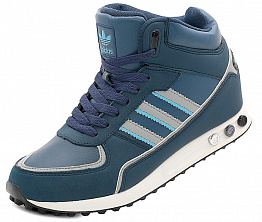 Кроссовки Adidas La Trainer 2 Tall Blue
