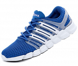 Кроссовки Adidas Crazy Cool Electric Blue/White