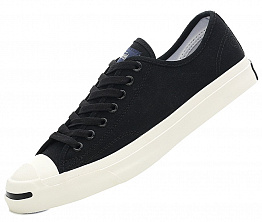 Кеды Converse Jack Purcell Black / Blue