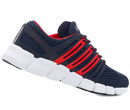 Кроссовки Adidas Crazy Cool Dark Blue/Red