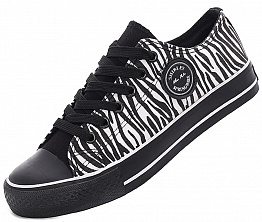 Кеды Shirley 880042 Unisex Black / White