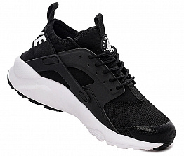 Кроссовки Nike Air Huarache Run Ultra U Black / White