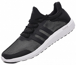 Кроссовки Adidas Climacool Fresh Bounce Black / White