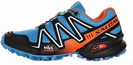 Кроссовки Salomon Speedcross 3 Blue / Orange