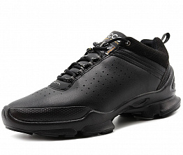 Кроссовки Ecco Biom C 2.1 Winter Leather / Fur Black
