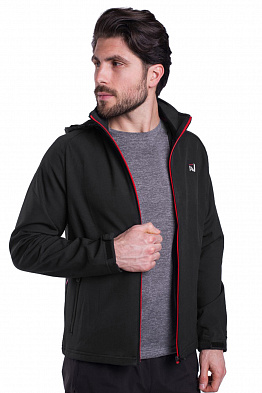 Толстовка Avecs Softshell 70057 Black