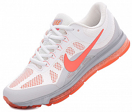 Кроссовки Nike Zoom All Out Low White / Lite Orange