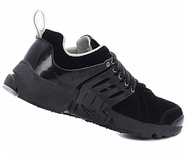 Кроссовки Nike Air Presto Suede Black