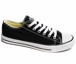 Кеды Converse All Star Ox Men`s Black / White